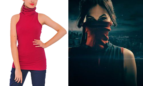 elektra-netflix-costume-turtleneck