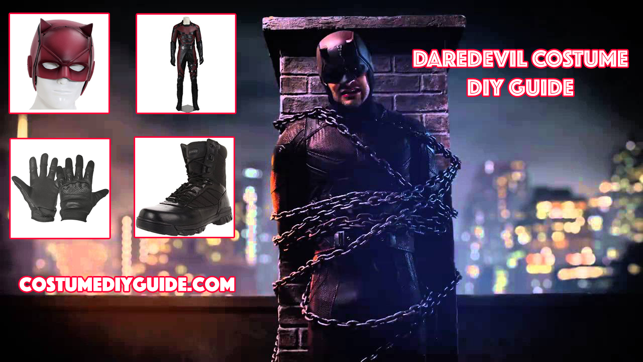 Daredevil Netflix Tv Show Characters Costume Guide