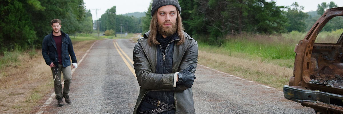 Paul Rovia aka Jesus (The Walking Dead)