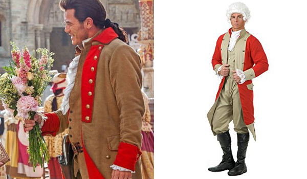 Gaston costume guide beauty and the beast 2017 movie check price solutioingenieria Gallery