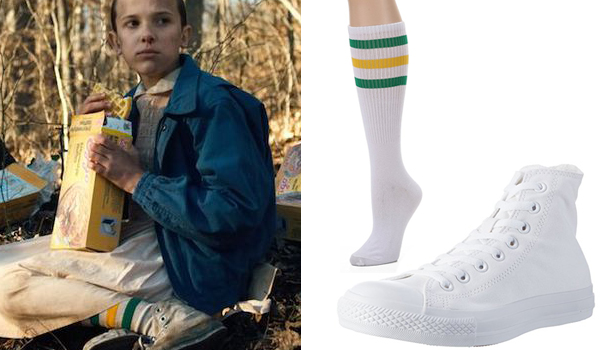Stranger Things Mike S Shoes