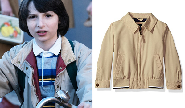 Will Byers Stranger Things Jacket