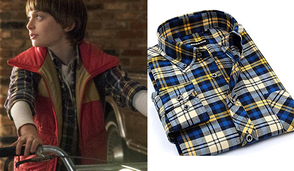 will byers clothes stranger things