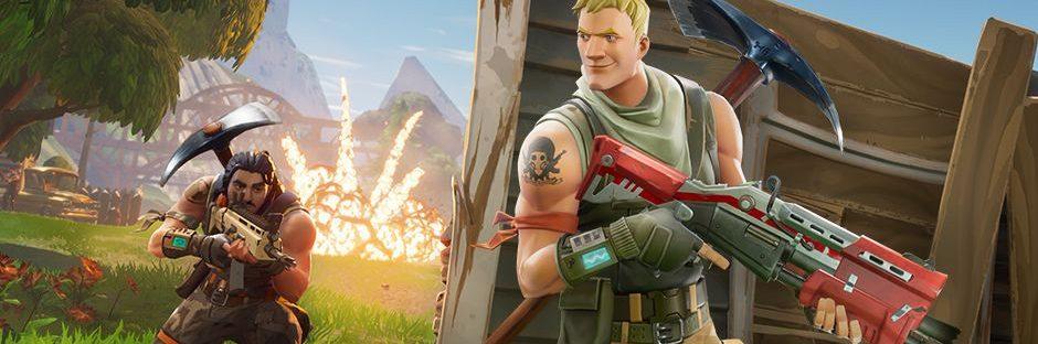 Fortnite Battle Royale Character Skins