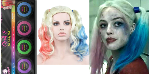 Harley Quinn Costume Guide Suicide Squad Movie