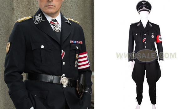 John Smith Costume Guide (The Man in the High Castle TV Show)