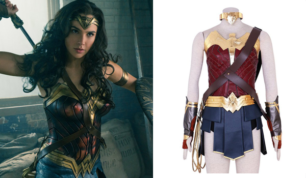 Wonder Woman Costume Guide Wonderwoman Justice League Movie