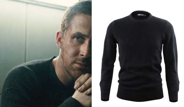 Officer K Costume Guide Ryan Gosling In Blade Runner 2049