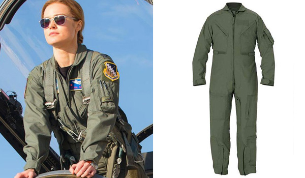 All Captain Marvel Carol Danvers Costumes Guide 2018 halloween costume ideas inspired by movies and television (1). all captain marvel carol danvers