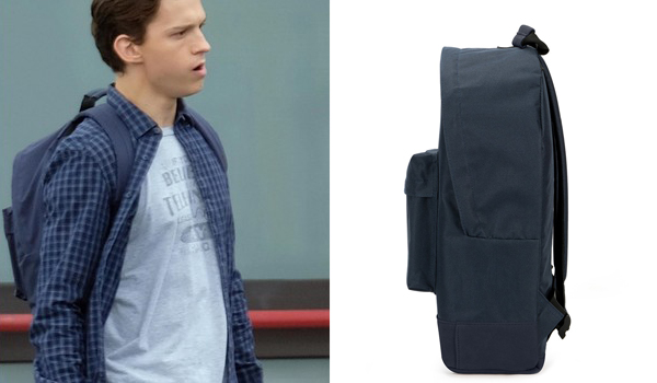 Peter Parker Backpack in Spiderman Far From Home