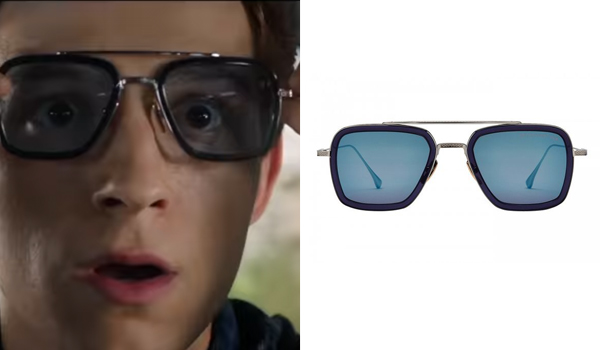 Tom Holland spiderman far from home sunglasses