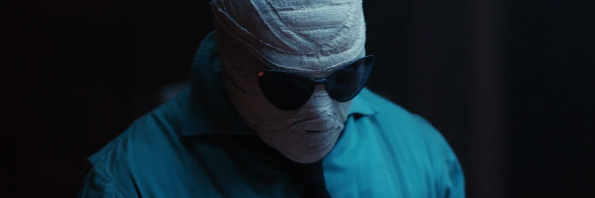 Larry Trainor / Negative Man