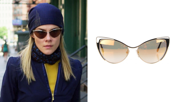 Trish Walker aka Hellcat sunglasses in Jessica Jones