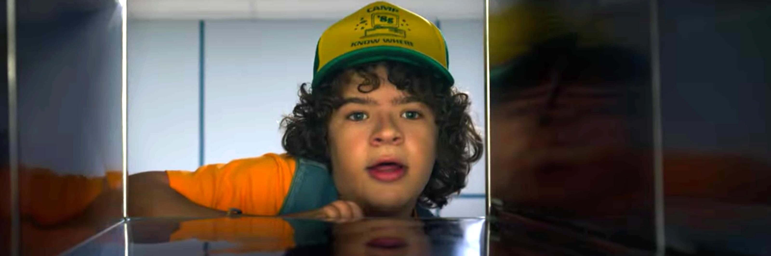 Dustin (Stranger Things Season 3)