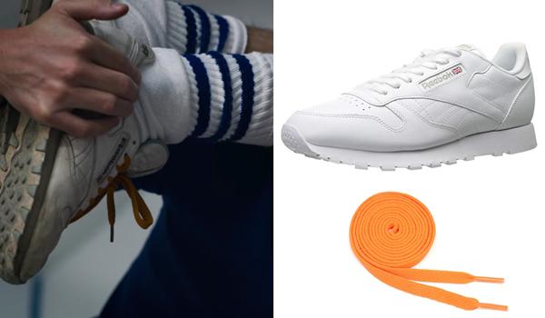 Dustin shoes in season 3 of Stranger Things