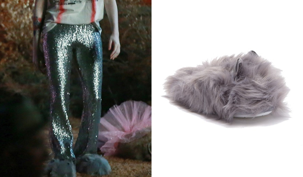 Harley Quinn (Margot Robbie) slippers in Birds of Prey