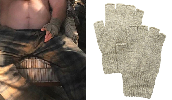 Thor Gloves in End Game