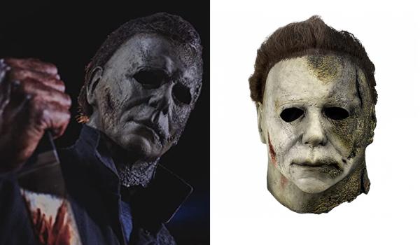 Michael Myers Mask in Halloween Kills (2021)